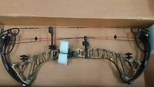 Bowtech RPM 360 70# Mossy oak RH 2016 New With Tags In Box