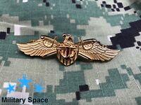 ORIGINAL US NAVY Naval Strategic Sealift Officer insignia Pin Badge