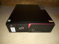 1x Fujitsu Esprimo E720 Computer i5 4590 Desktop PC 320GB HDD 8GB Win 10 Pro Top