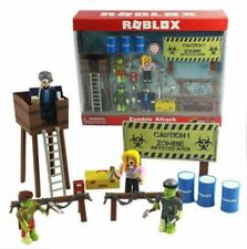 Zombie Roblox Kids Tv Movie Video Game Action Figures For Sale