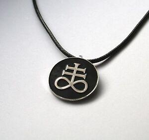Sulfur, Pendant/Anhänger (Pendant,Occult,Black Magic,Satanic Cross, Black Metal)