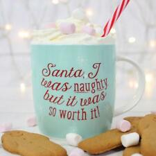 Santa, I Was Naughty – Mug