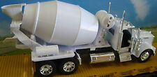 G-scale 1/32 Cement Truck With Rotating Drum, Full Interior & Underbody Details