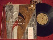 Bach Fritz Wie Schon Leuchet der Morgenstern Erhub sich ein streit DL 9671 Decca