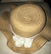 George Girls Summer Hat 4 - 8