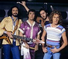 THE WHO - MUSIC PHOTO #93