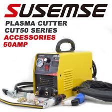 Icut50 Air Plasma Cutter 50a Inverter Plasma Cutting Machine 110v220v Pt31 Torch