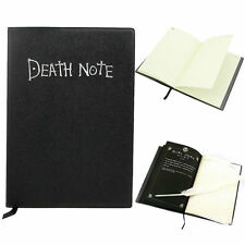 Death Note cuaderno de muerte barato Kira Light Ryuk L anime + Pluma regalo