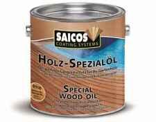 SAICOS Holz-spezialöl 2 5 Liter Bangkirai