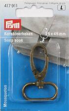 Moschettone per Borse e Accessori Ottone 25 x 45mm PRYM 417911
