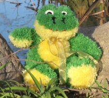 Frog #36111 Mcg Textiles Huggables Latch Hook Kit new