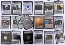 STAR WARS CCG A NEW HOPE BLACK BORDER 20 CARDS collectible vintage DECIPHER F