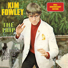 "KIM FOWLEY 'The Trip / Underground Lady 7"" bo and peep doors renegades uptones"