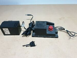 Hornby R965 controller with transformer + power clip tested works b/ways lot5