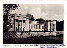 Bad Nauheim , William G. Keckhoff Institut , Ansichtskarte, gelaufen