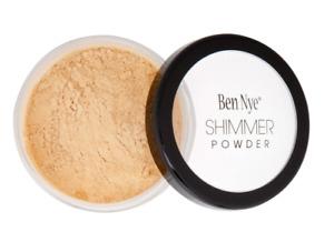 Ben Nye BANANA Shimmer Powder 0.53OZ/15gm