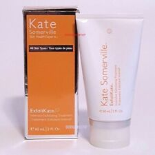KATE SOMERVILLE  Exfolikate INTENSIVE EXFOLIATING TREATMENT 2 oz AMAZING! FRESH!