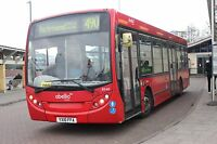 Abeillio 8540 YX10FFA 6x4 Quality London Bus Photo