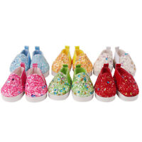 Kleine Schuhe PU Leder 14.5 Inkh Doll Zubehör für Puppen Schuhe für Puppen