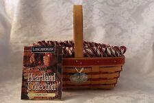 Longaberger 1998 Muffin Basket Combo