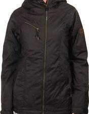 686 Parklan Drift Snowboard Jacket (M) Black Jacquard