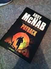 Payback and Avenger (2nd & 3rd Books) By Andy McNab and Robert Rigby