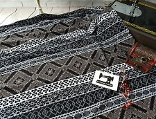 50cm diamond print double brushed poly lycra 92/8 fabric 4 way stretch knit
