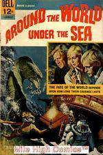 AROUND THE WORLD UNDER THE SEA (MOVIE CLASSICS) (1966 Series) #1 Very Good