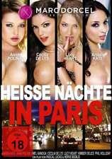 Chaud nuits à Paris-Marc Dorcel-érotique-paarfreundlich-DVD - NEUF & neuf dans sa boîte