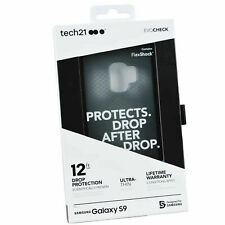Galaxy S9+ DROP PROTECTION 3.6Mtr 12Ft Case Evo Check SMOKEY by Tech21 Boxed