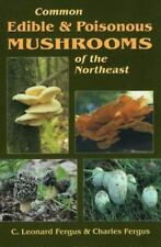 Common Edible & Poisonous Mushrooms of the Northeast (Paperback or Softback)