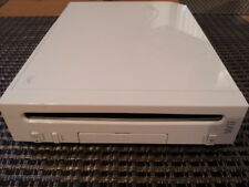 Nintendo Wii White System Replacement Console Only Cleaned & Tested