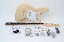More details for saga build your own jb bass guitar kit