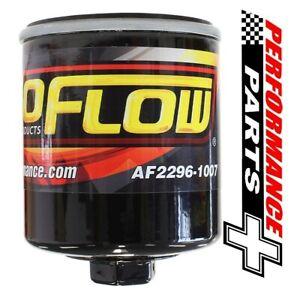 Aeroflow Oil Filter suits Holden V8 LS1, 253, 308, 202 Z160 AF2296-1007
