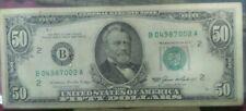 1985 $ 50 FRN B 04987002 A
