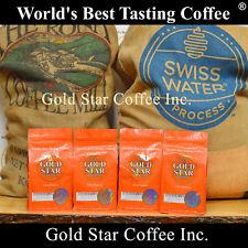 4 lb Hawaiian Kona Swiss Water Decaf coffee - Best Tasting Decaf in the world!