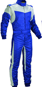 Race Overalls / Suit Racing SFI Approved 3-2A/1 (Free SFI Hood)