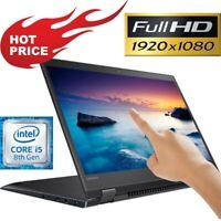 Lenovo FLEX 15.6 Full-HD TouchScreen Laptop Intel Core i5 3.40GHz 8GB Ram 1TB HD