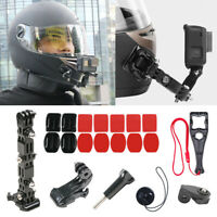 Front Chin Mount Bracket Camera Holder For Gopro Hero 7 6 5 4 Accessories