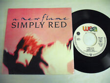 SIMPLY RED  A New Flame  7 SP