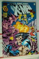 Uncanny X-men Special #1 TOP Marvel Comic Xmen X men 1 Nov 1995
