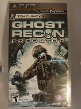 Tom Clancy's Ghost Recon: Predator (Sony PSP, 2010)