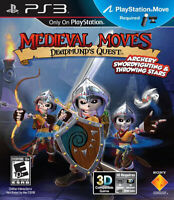 Medieval Moves - Deadmund s Quest (Playstation Move) (