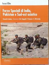 FORZE D'ELITE LE FORZE SPECIALI DI INDIA, PAKISTAN E SUD-EST ASIATICO- OSPREY