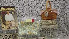 LONGABERGER Liner MAY SERIES DAFFODIL Fabric Daffodil #23577288 G95 96