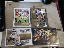 New Orleans Saints 310- 320 Cards Team Lot of Stars & Commons NFL Football