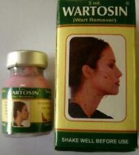 1 Wartosin Herbal Wart Remover Skin Tag Marks Spots Removal 3 ml