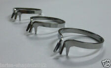 Lot X 3 Dental Ring MD for Metal Matrices Instalation ( as palodent )