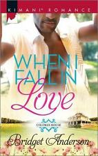When I Fall in Love (Coleman House)-ExLibrary