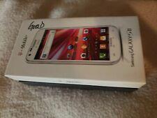 Samsung Galaxy S II SGH-T989 16GB White (T-Mobile) Smartphone brand new